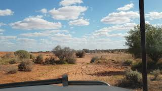 Storm clouds approaching Mt Magnet 16/12/18