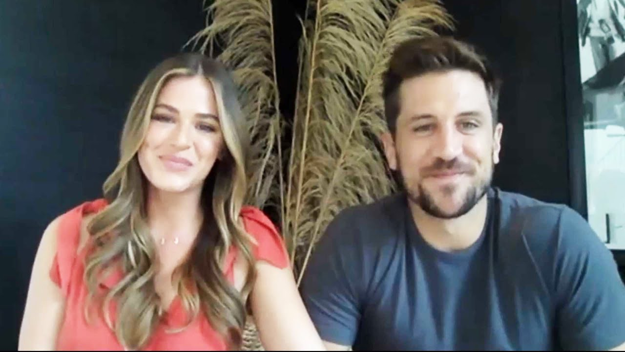 Bachelor's JoJo and Jordan REACT to Bad Chad Doing OnlyFans and More | Full Interview