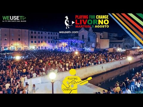 Livorno - Playing for change - Gran finale (PFC)
