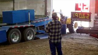 Antique Tractor Pull Guide - Throttle Control while pulling