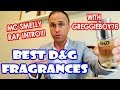 Best Men's Fragrances from Dolce & Gabbana (with Greggieboy76)