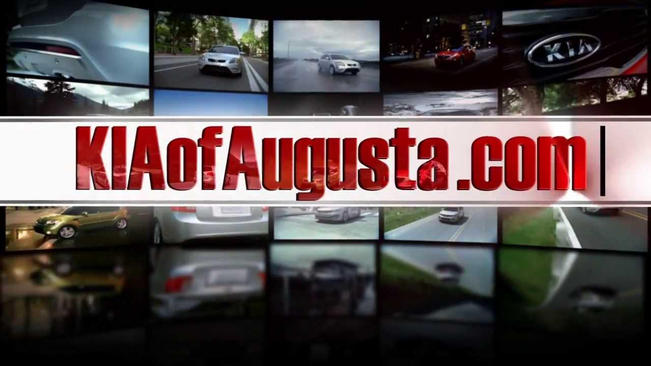 Kia Of Augusta >> Kia Of Augusta Credit Amnesty