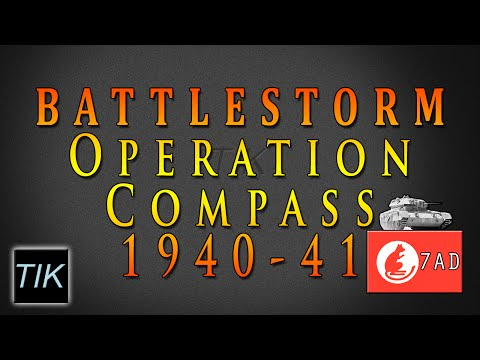 Operation Compass 1940-41 | BATTLESTORM North African Campaign Documentary