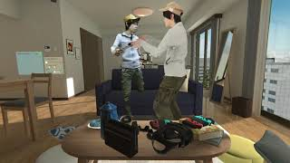 Play Kinect 3D Movie on VRChat