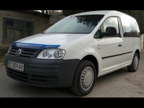 Авто б/ушка - Volkswagen Caddy 1.9tdi    2007г.в