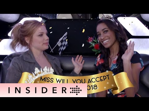 Seinne Fleming, Will You Accept This Ride? 🌹  The Bachelor Insider