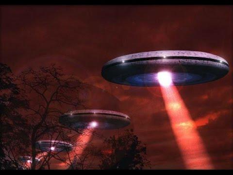Интересные факты об НЛО. Корабли пришельцев или оптический обман?