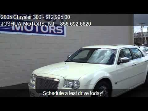2005 chrysler 300 c for sale in vineland nj 08360 youtube for Joshua motors vineland nj