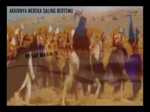 Sirah Rasulullah- Perang Khandak (gambaran)