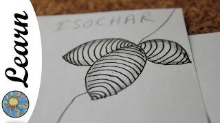 Zentangle Patterns: Isochar