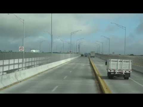 Crossing The Border From Matamoros México To Brownsville Texas
