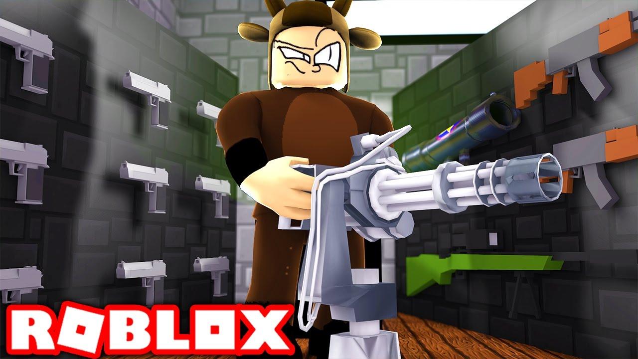 MOST SECRET ROBLOX WEAPONS! (Roblox Secret Items) - YouTube