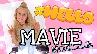 Infovideo💥 MAVIE NOELLE 💥bitte abstimmen!!