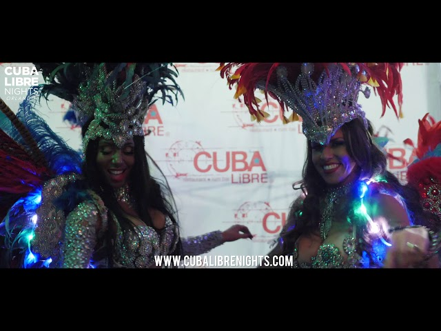 CUBA LIBRE NIGHTS NEW YEARS EVE 2019