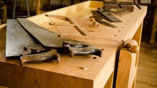 Which Hand Tools Do You Need for Building a Workbench?