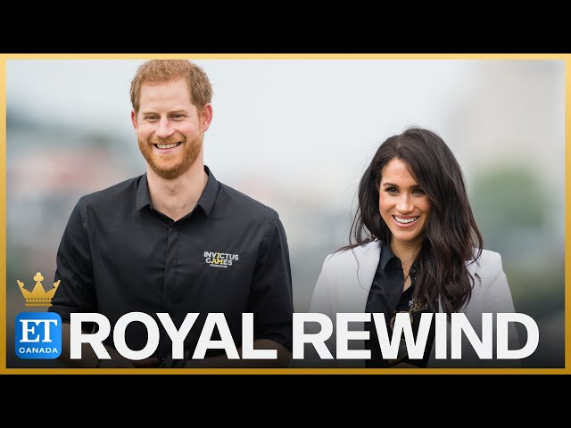 Royal Rewind\: Prince Harry, Meghan Markle \'Don\'t Regret\' Moving To U.S.