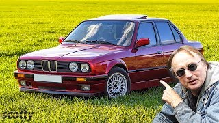 What It's Like to Own an Old BMW