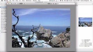 How to Compress Pictures On Mac : Internet Tips & Basics(, 2013-05-28T22:35:12.000Z)