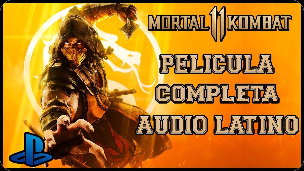 Ver Mortal Kombat 11 |  Película Completa en Español Latino |  All Cutscenes 1080P en Español