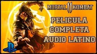 Mortal Kombat 11 |  Película Completa en Español Latino |  All Cutscenes 1080P