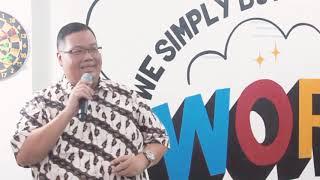 Pengucapan Syukur Renovasi Kantor MPS (PUSAT TRAINING DI JAKARTA)