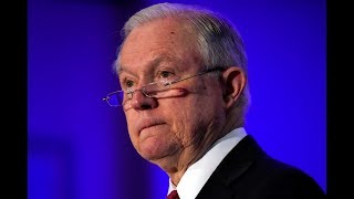 """WATCH LIVE: Attorney General Sessions and acting DEA Administrator Dhillon on """"enforcement efforts"""""""