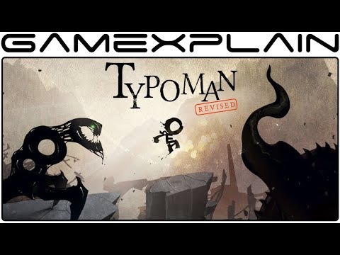 Typoman: Revised - Game & Watch (Nintendo Switch)