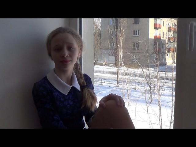 Изображение предпросмотра прочтения – ЮлияНосовская читает произведение «Послушайте! (Послушайте! Ведь, если звезды зажигают…)» В.В.Маяковского