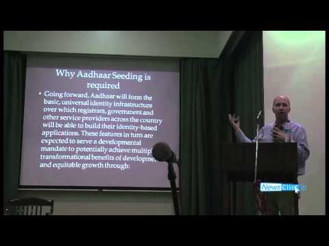 Prof. Edgar Whitley, LSE - UID technically infeasible