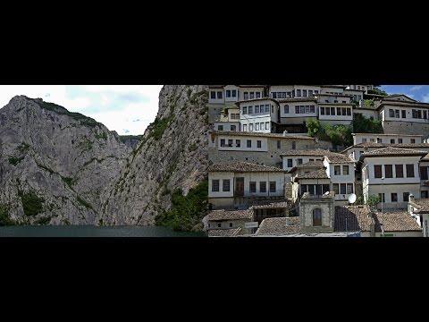 123a. ΑΛΒΑΝΙΑ - ALBANIA: Lake Koman, Valbona, Theth, Shkodra, Tirana