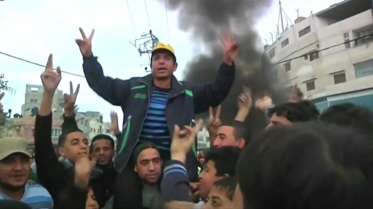 Hamas leader calls for uprising against Israel