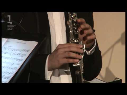 Tchaikovsky-Chabod Nutcracker fantasy. Sergey Eletskiy clarinet
