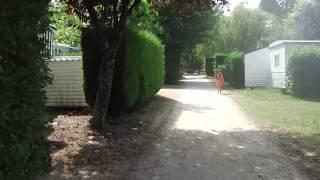 A tour round camping chateau de fonrives, Lot et Garonne - Aquitaine - France