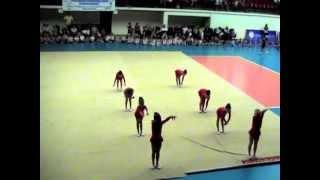 Concurs de gimnastica - Gradinita