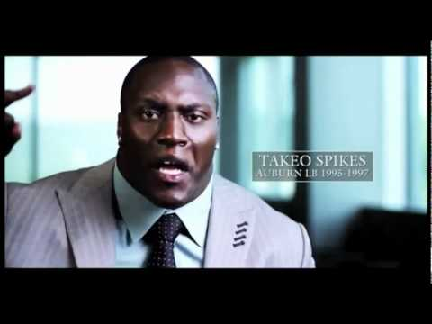 Takeo Spikes - WAR F*****G EAGLE!