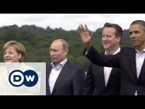 G7 - No Putin, no point? | Quadriga