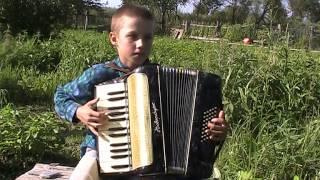 Lambada - Akkordeon/Accordion Cover ЛАМБАДА НА АККОРДЕОНЕ