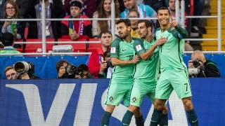 Rússia 0-1 Portugal | Relato Golo Ronaldo | Desporto na Hora | Taça das Confederações 2017