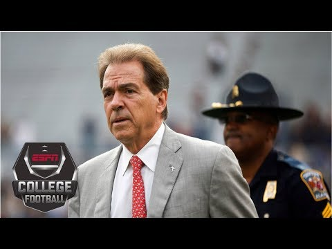 Did Nick Saban actually influence the Alabama election? | The Paul Finebaum Show | ESPN