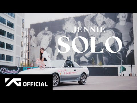 BLACKPINK 'JENNIE' – SOLO