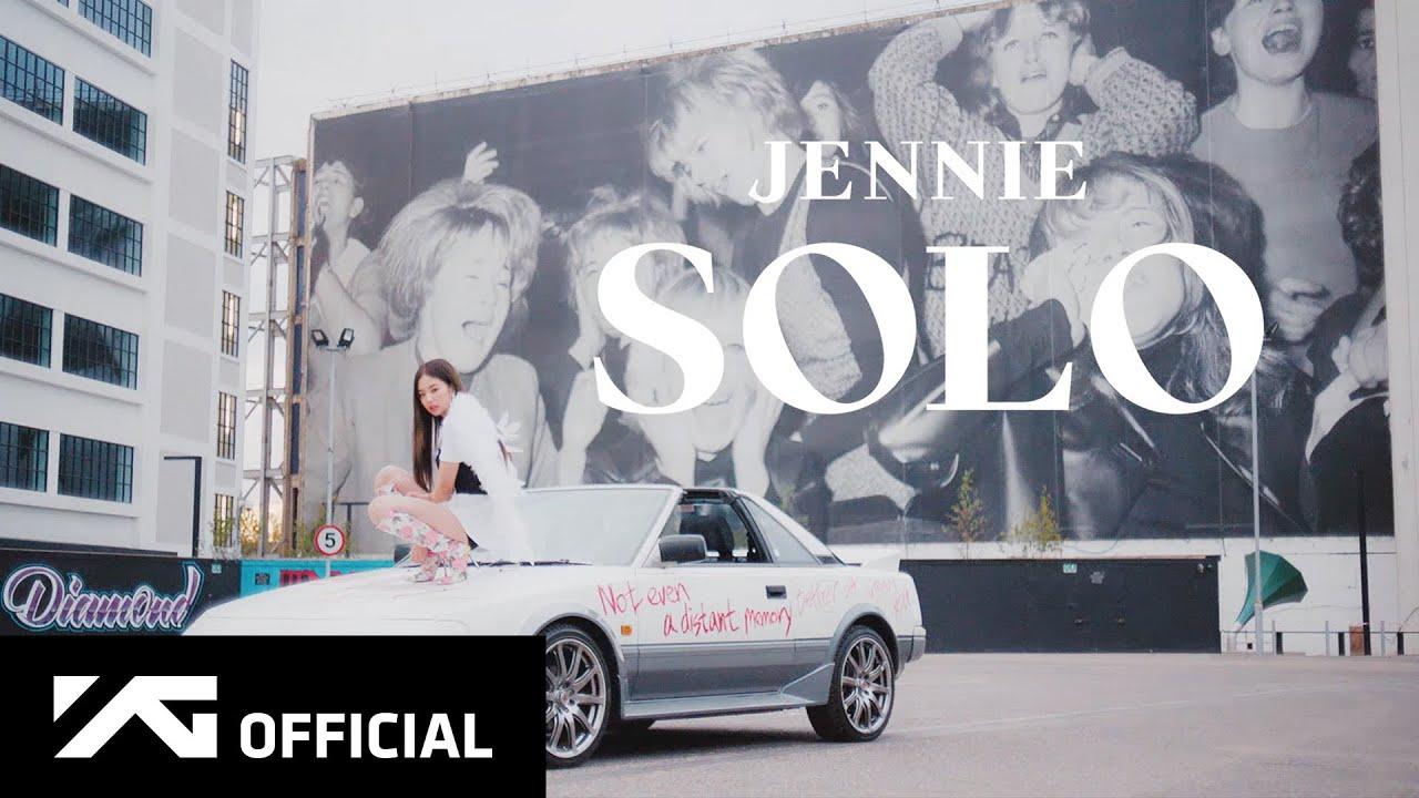 JENNİE-SOLO (kolay okunuş-easy lycris)