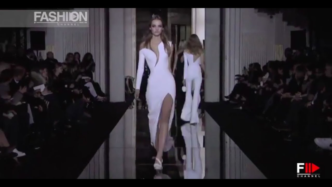 ATELIER VERSACE Full Show Spring Summer 2015 Haute Couture Paris by Fashion Channel