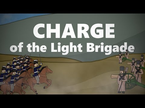 Charge of the Light Brigade | Animated History