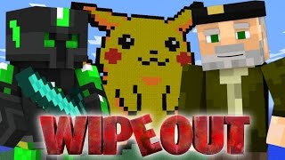 UN MAPA ÉPICO!! WIPEOUT | Minecraft Race Map