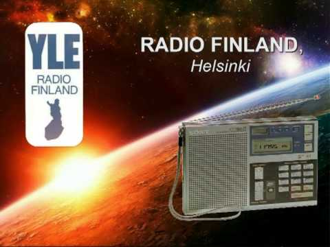 "RADIO-INTERVAL-SIGNALS - ""Radio Finland"""