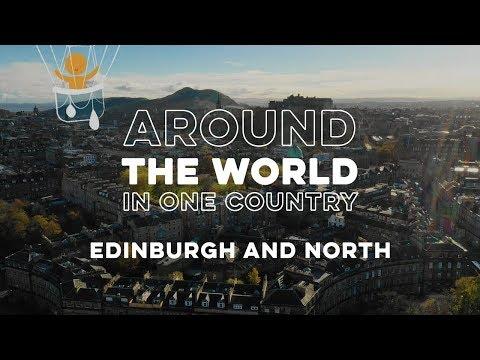 Around the World in One Country - Edinburgh and North of Scotland