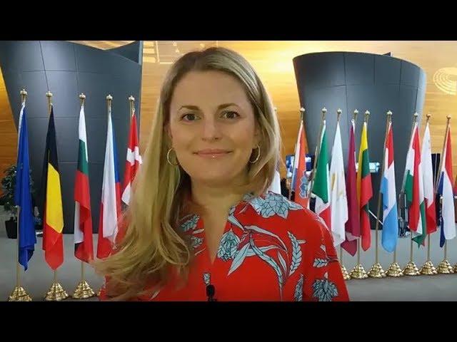 Emma McClarkin MEP sends solidarity message to 'Free Iran' convention