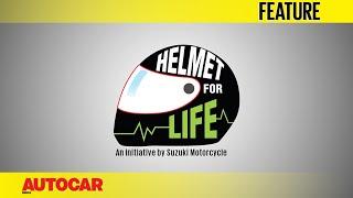 Suzuki 2 Wheelers #Helmetforlife   Episode 3   Feature   Autocar India