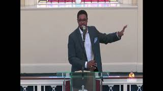 """The Present Perfect God"" - Pastor Wallis Baxter III"