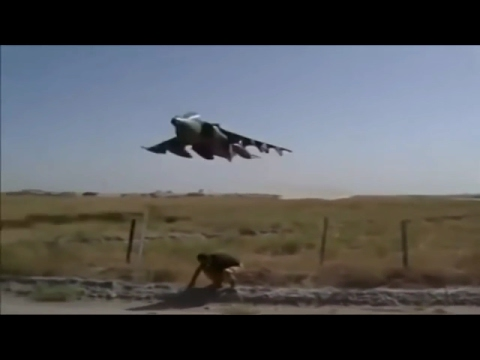 Thumbnail: CRAZY Fighter Jets flying VERY low (Prt2)